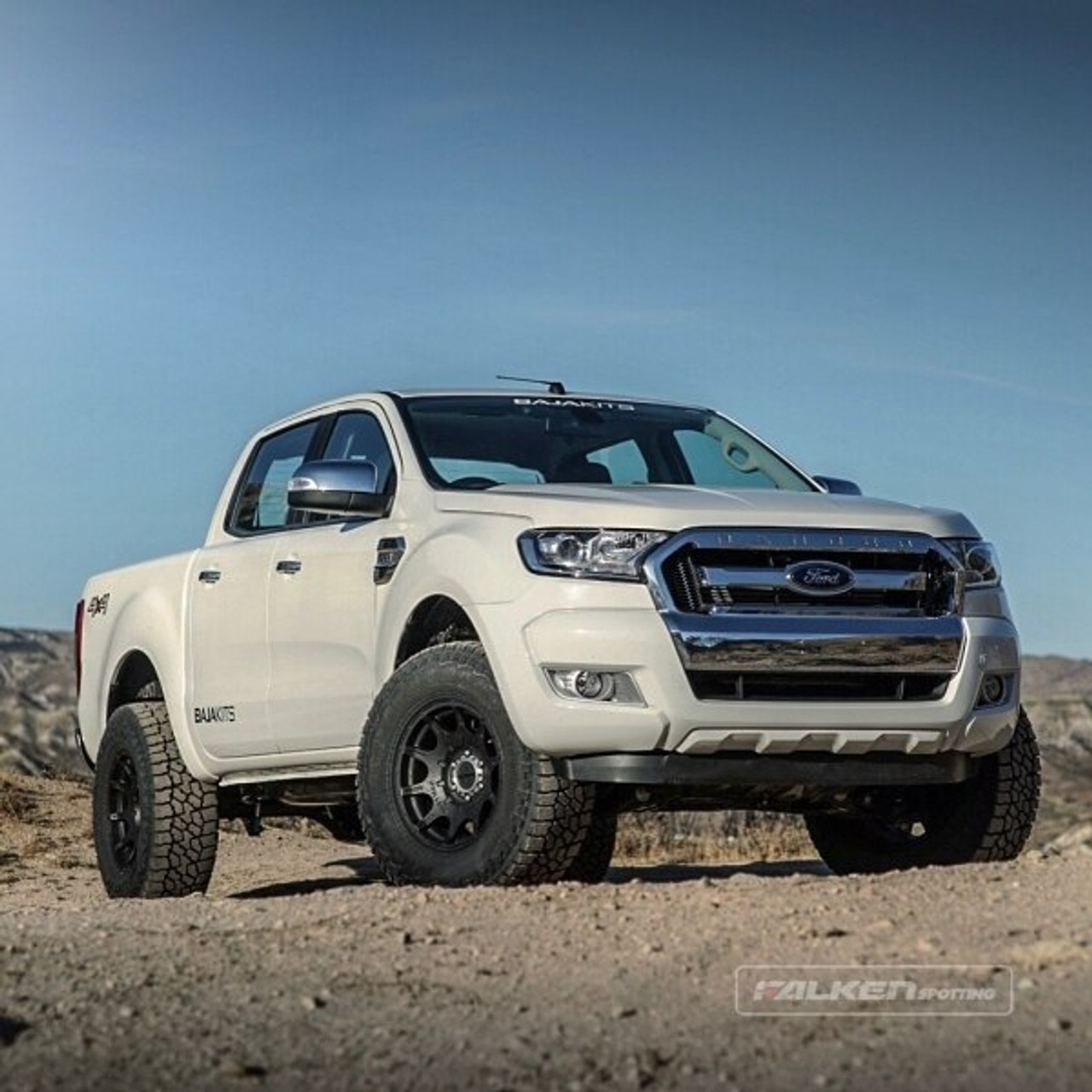 2019+ Ford Ranger 2WD/4WD Boxed Upper Control Arm