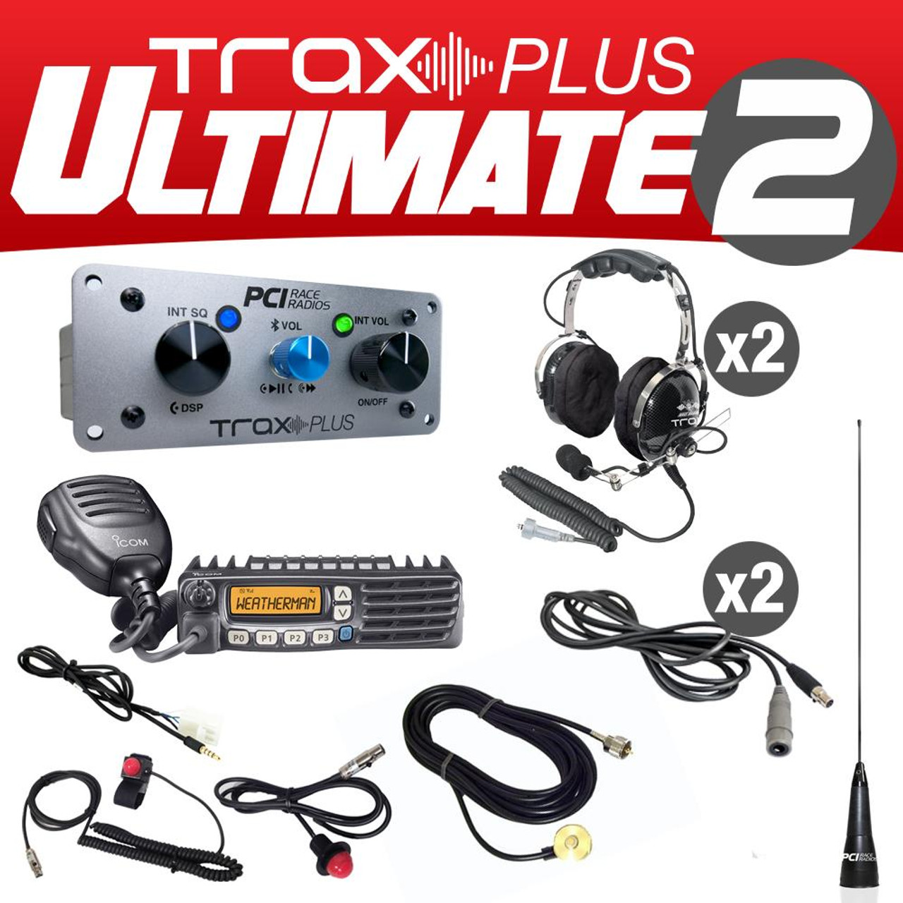Trax Plus Ultimate 2