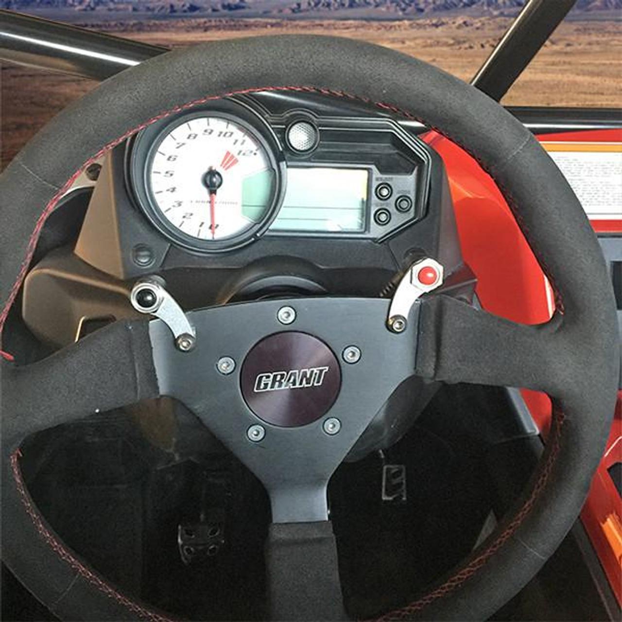 Quick Disconnect Steering Wheel Two Nexus PTT