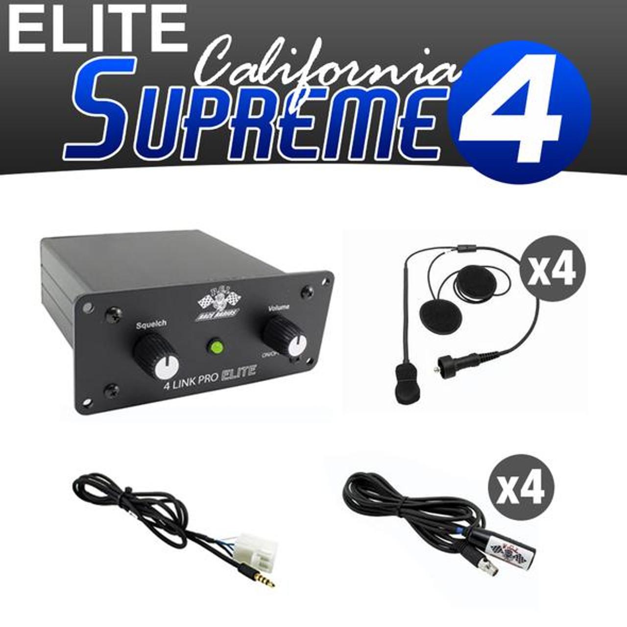 Elite California Supreme 4