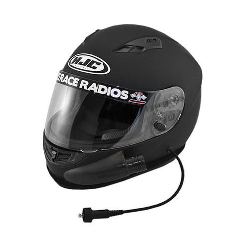 PCI Wired HJC CS-R3 Helmet With Raceair