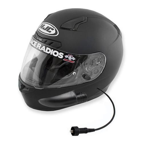 PCI Wired HJC CL-17 Helmet