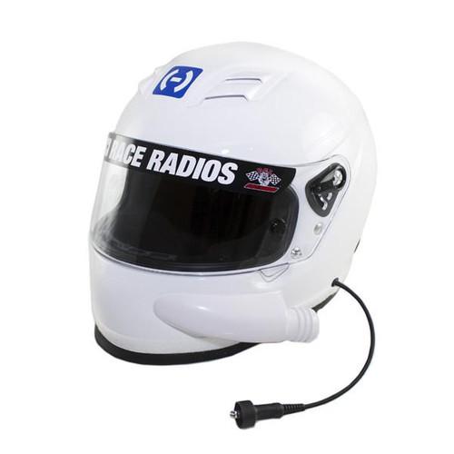 PCI Elite Wired HJC AR10 III Helmet With RaceAir