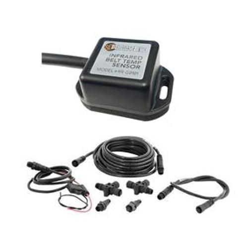 GPS Infrared Belt Temperature Gauge Sensor
