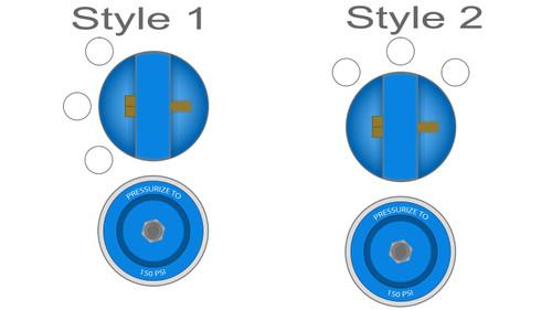 Standard Bypass Layout