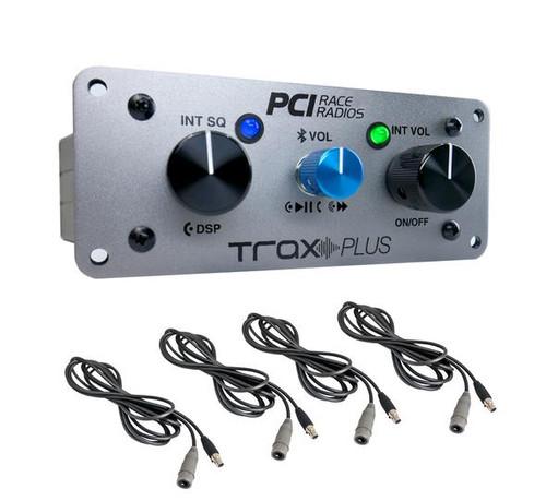 Trax Plus Intercom Package