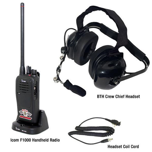 Chrew Chief Package - Icom
