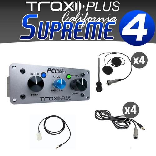 Trax Plus California Supreme 4