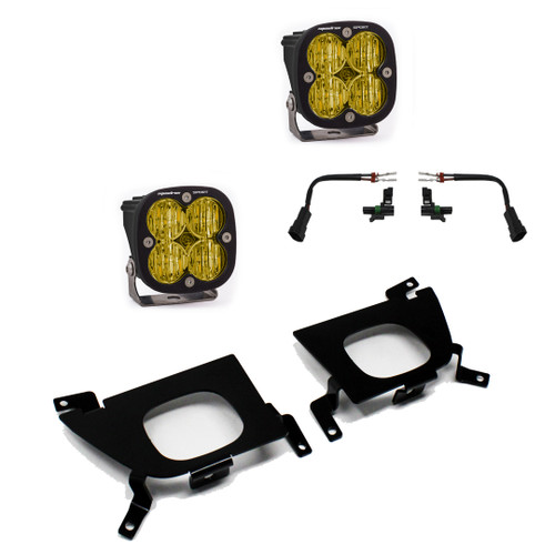 Chevy 1500 ( 19+ ) & 2500/3500 ( 20+ ) Fog Pocket Kit