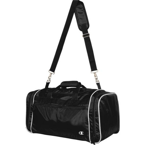 Black/White - 4026NN All Around Duffle Bag | Athleticwear.ca