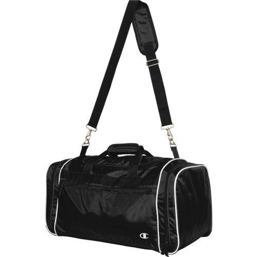 Black/White - 4026NN All Around Duffle Bag | Athleticwear.ca
