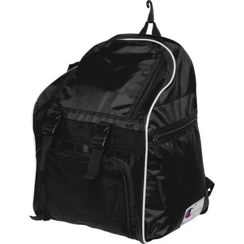 Black/White - 4023NN All Sport Backpack | Athleticwear.ca