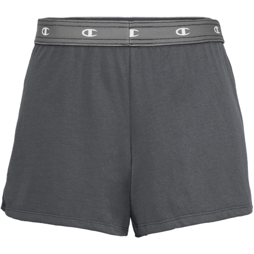 Graphite Heather - 8215BL Women's Essential Short | Athleticwear.ca