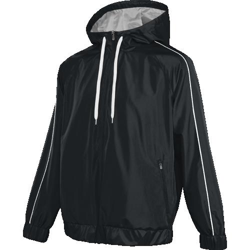 Black - 1714TU Adult Rush Jacket | Athleticwear.ca