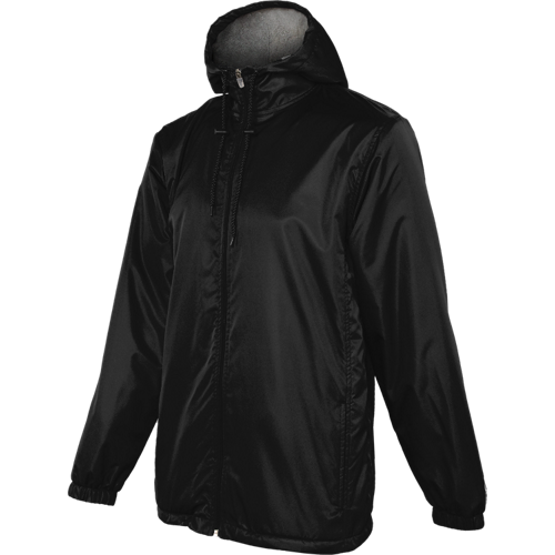 Black - 1554TY Youth Stadium Jacket | Athleticwear.ca