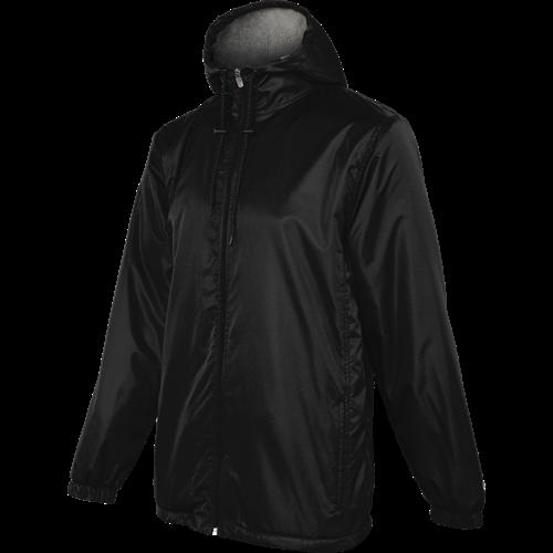 Black - 1554TY Youth Stadium Jacket   Athleticwear.ca