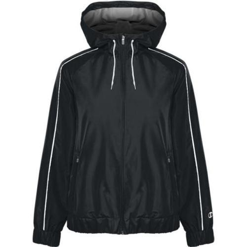 Black - 1714TL - Women's Rush Jacket | Athleticwear.ca