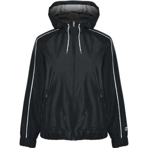 Black - 1714TY - Youth Rush Jacket   Athleticwear.ca