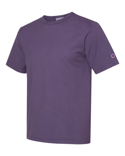 Grape Soda - CD100 Adult Garment Dyed Short Sleeve Tee