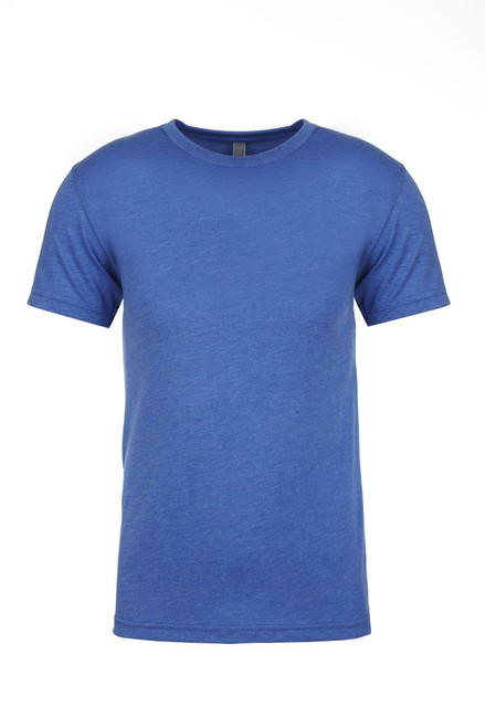Vintage Royal - 6010 Men's Tri-Blend Crew Neck Tee | Athleticwear.ca