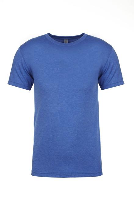 Vintage Royal - 6010 Men's Tri-Blend Crew Neck Tee | Athleticwear.ca