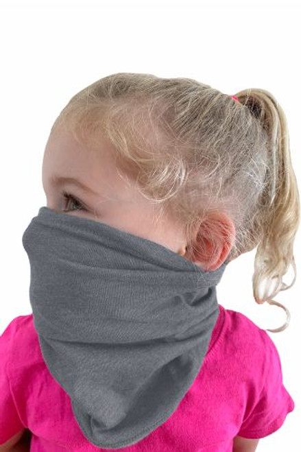Premium Heather - MG107 Youth Tri-Blend Neck Gaiter | Athleticwear.ca