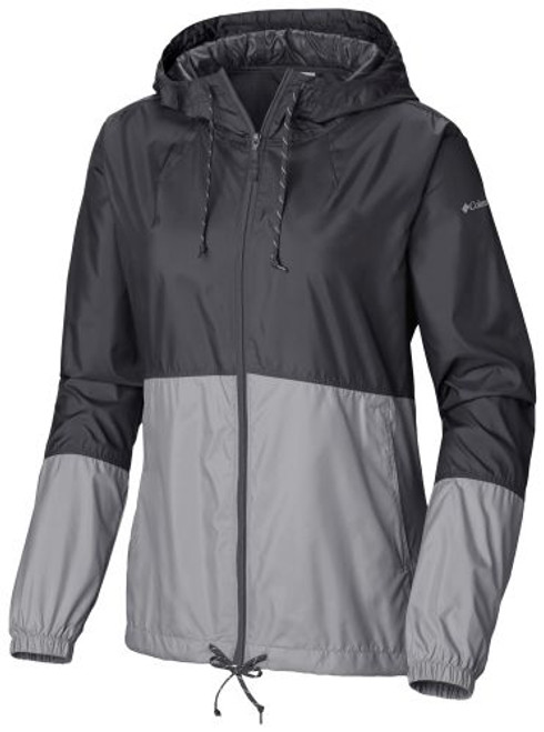 Black - C1736WO Women's Flash Forward Windbreaker | Athleticwear.ca