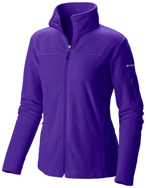 C1277WF Women's Give and Go Full Zip Fleece | Athleticwear.ca