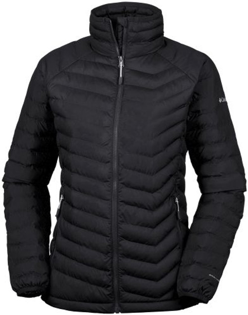 Black - C2013WO Women's Powder Lite Jacket | Athleticwear.ca
