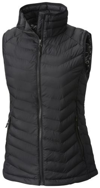 Black - C2014WO Women's Powder Lite Vest | Athleticwear.ca