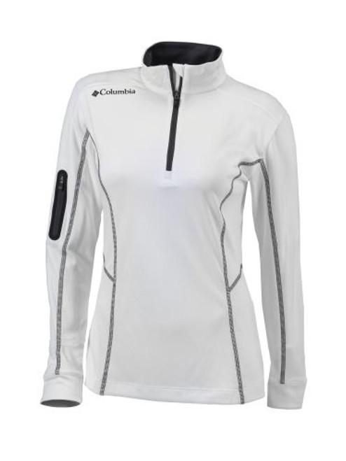 16S61WL Women's Omni-Wick Shotgun 1/4 Zip Shirt | Athleticwear.ca