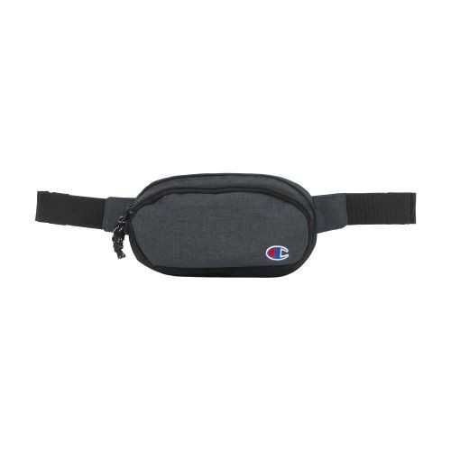Black - CHF1016 Forever Champ Signal Fanny Pack | Athleticwear.ca
