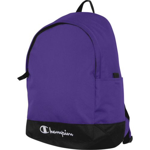 Purple - 4030NN Essential Backpack| Athleticwear.ca