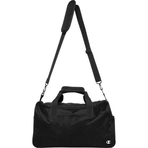 Black - 4031NN Essential Duffle Bag | Athleticwear.ca