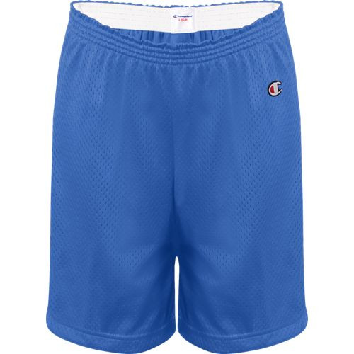 "Royal - 8212BY Youth Mesh 7"" Shorts 