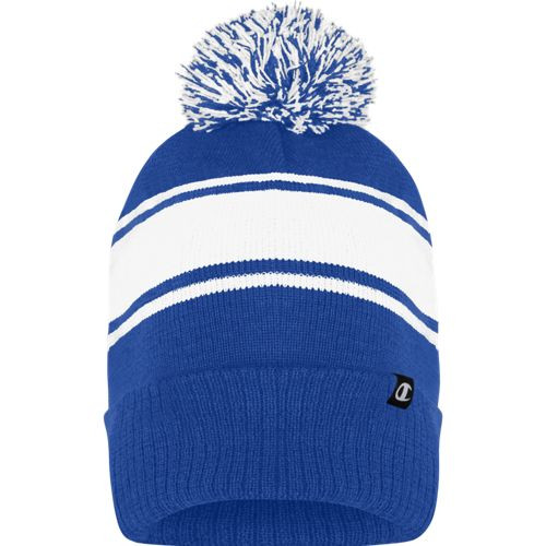 4104NU Striped Pom Toque | Athleticwear.ca