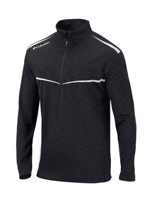 20F26ML Adult Omni-Wick Scorecard 1/4 Zip Sweatshirt | AthleticWear.ca