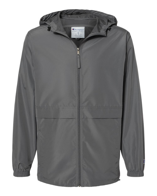 CO125 Adult Full Zip Anorak Jacket | AthleticWear.ca