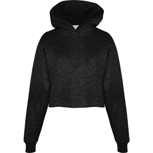 Champion 7000TG Girl's Powerblend Cropped Hoodie | Athleticwear.ca