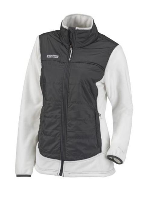 Columbia C2004WF Women's Basin Butte Full Zip Jacket | Athleticwear.ca