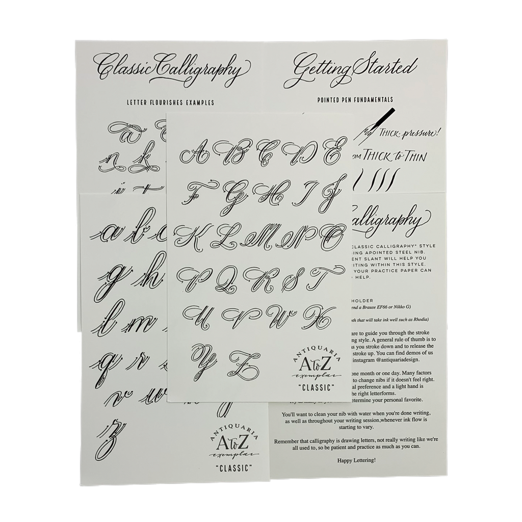 Classic Calligraphy Exemplar