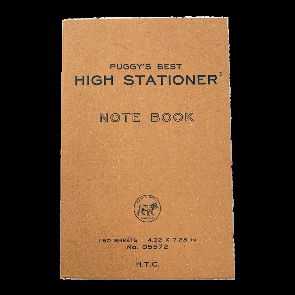 Paperback Notebook