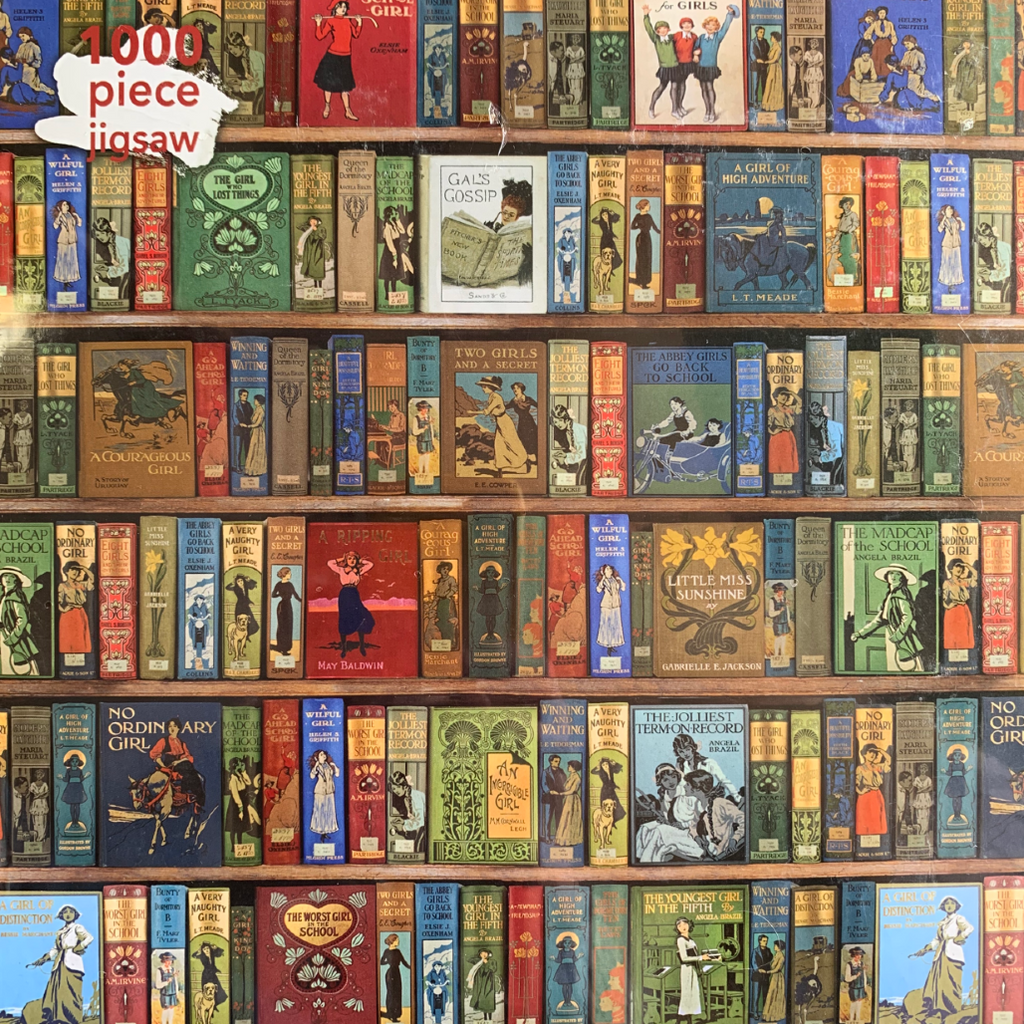 Bodleian Library Puzzle