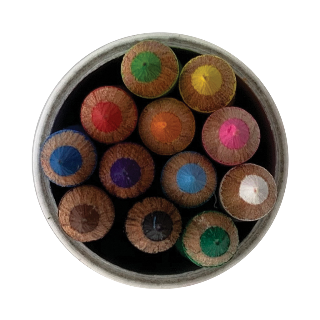 Mini Color Pencils