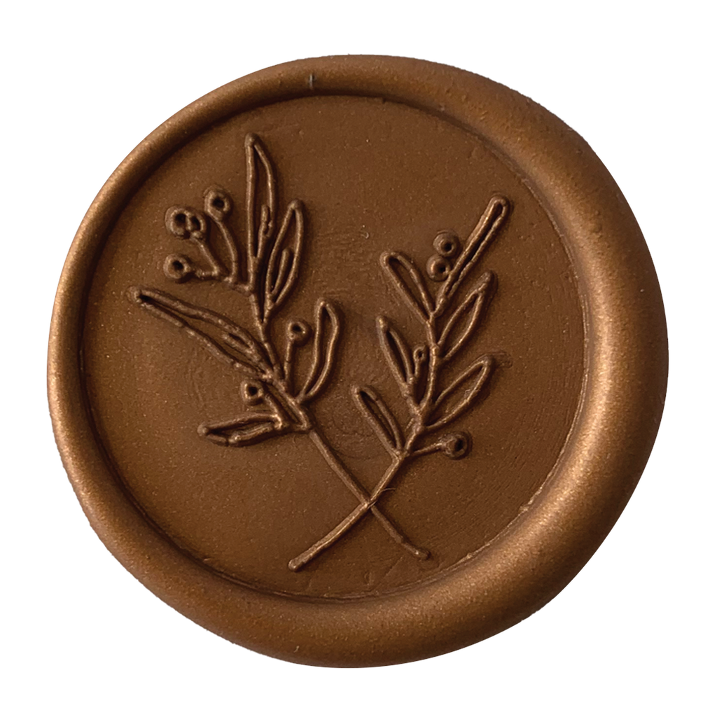 Wildberry Wax Seal