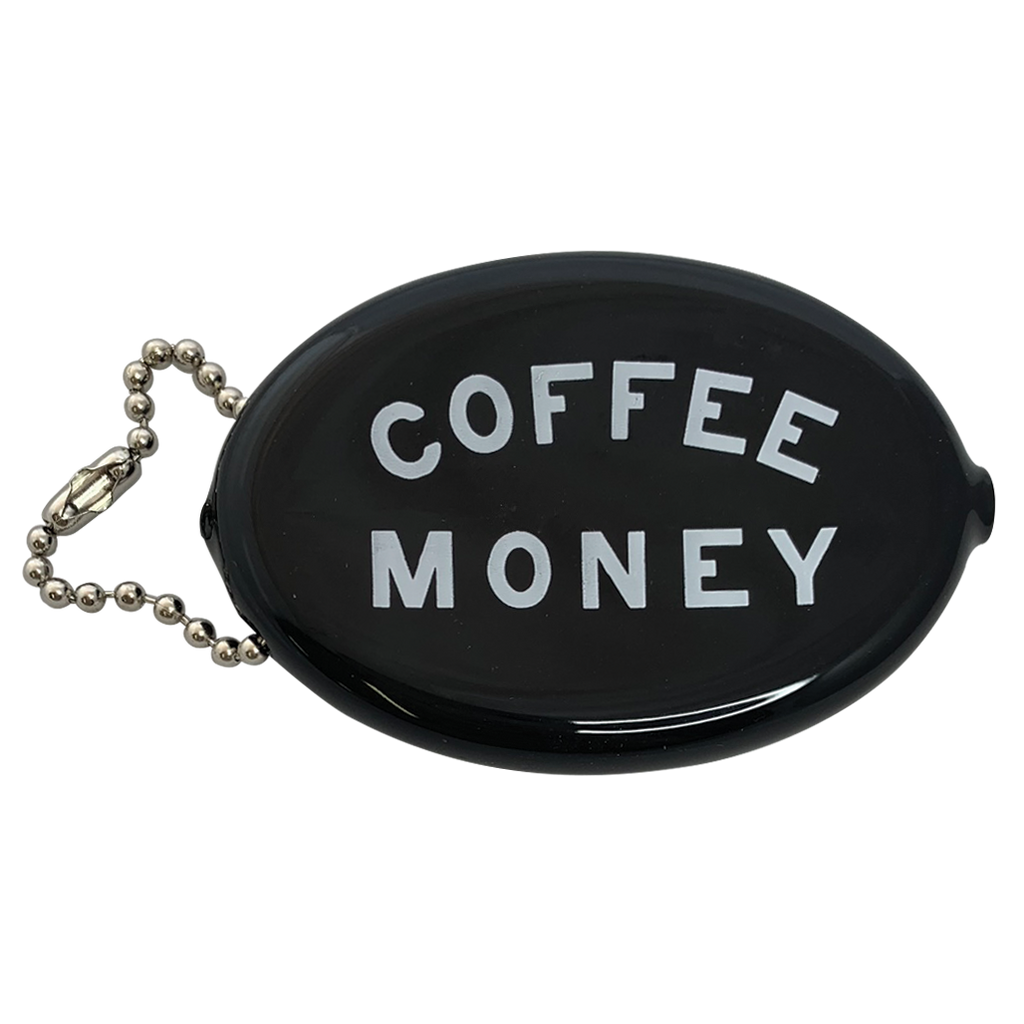 Coffee Money Coin Pouch
