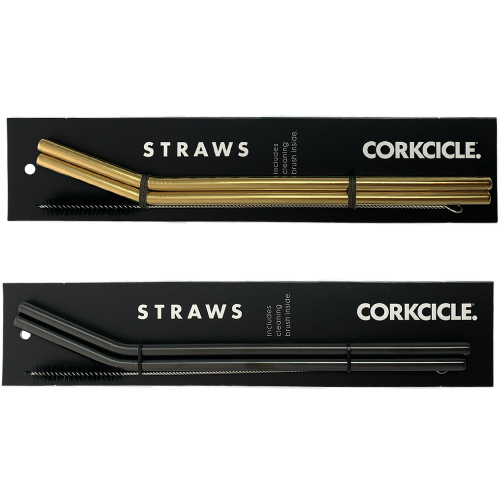 Corkcicle Straws