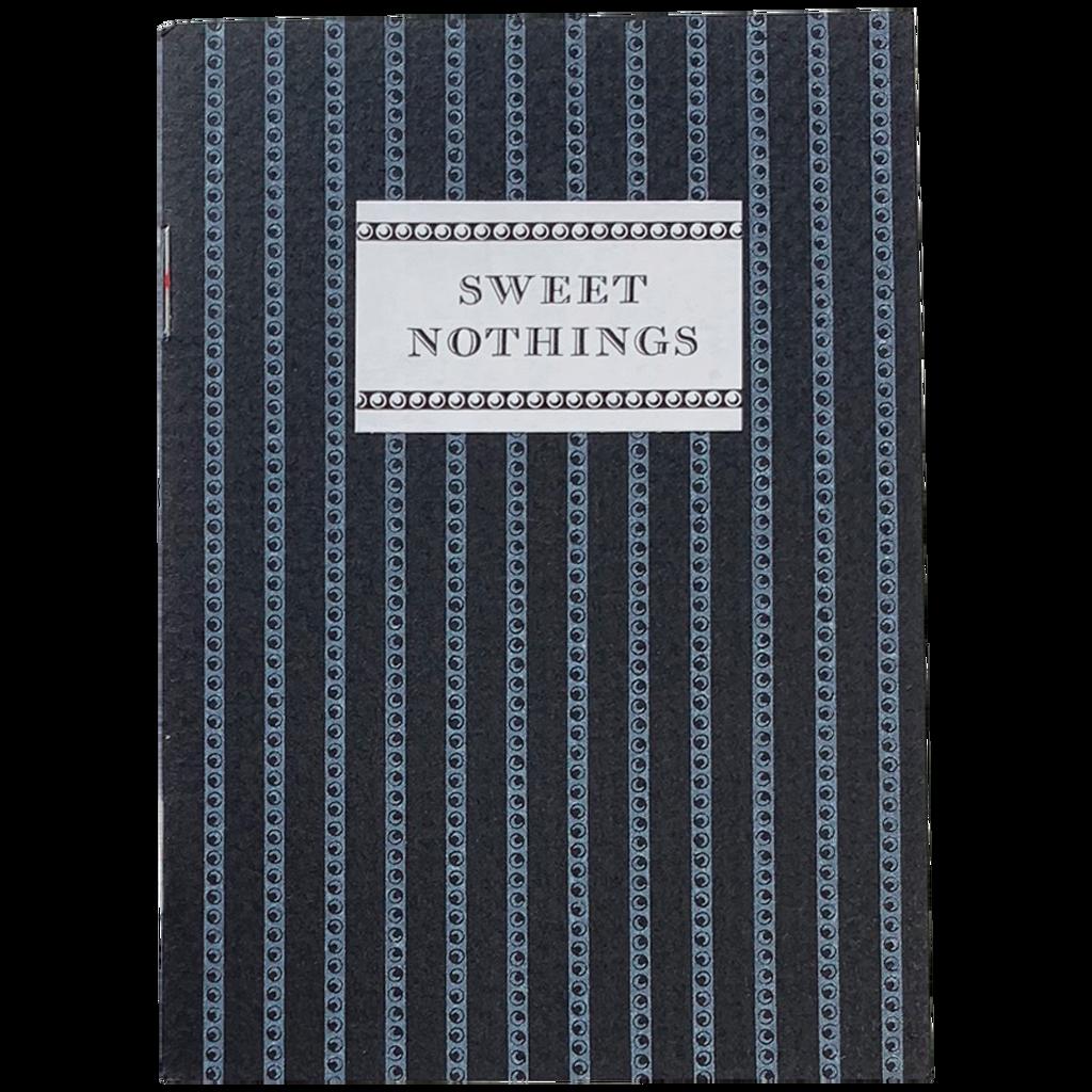 Mini Book Sweet Nothings