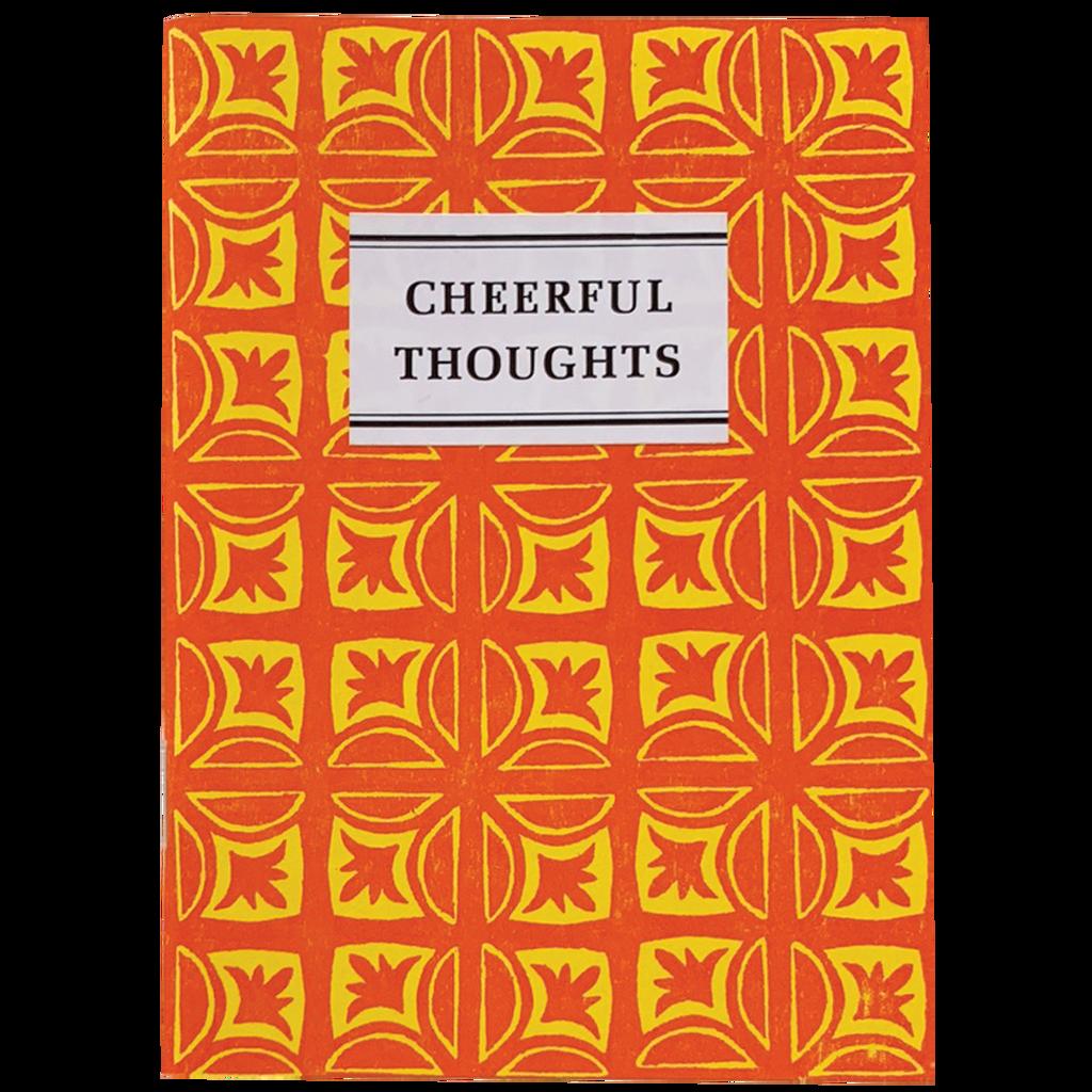 Mini Book Cheerful Thoughts