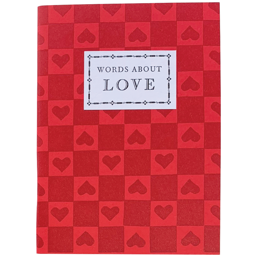 Mini Book Love